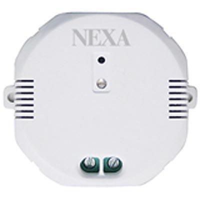 Nexa, trådlös strömställare för fast installation, max 250W, dimmer, självlärande