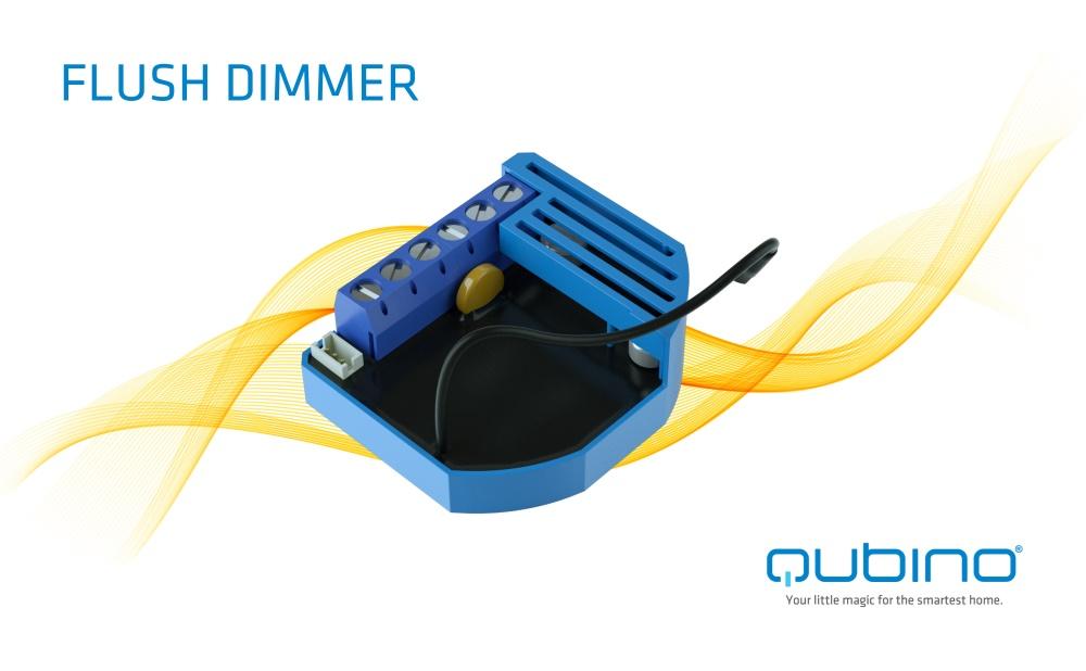 Qubino Flush Dimmer
